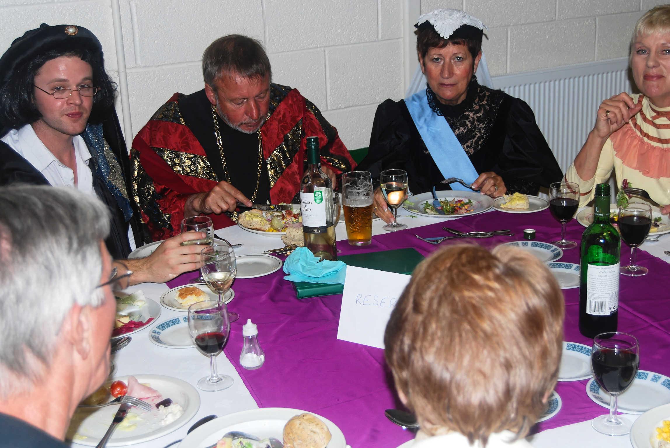Banqueting at North Petherton Community Centre